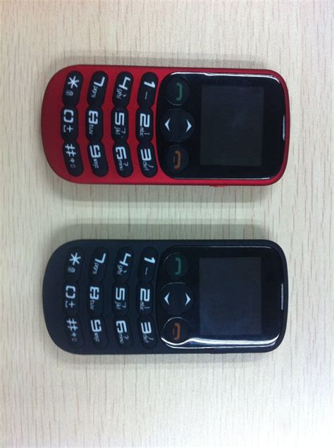 Cell Phone Without Big Fonts Mobile Phone Dual Sim Simple Function Senior