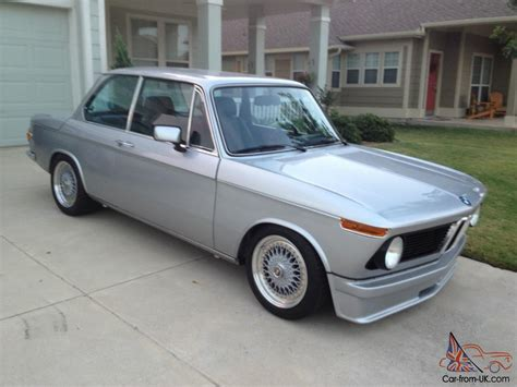Modified Bmw M2 by 1974 Bmw 2002 Fully Restored Modified M2