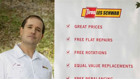 Les Schwab Free Tire Protection TV Spot - iSpot.tv