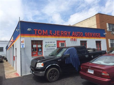 tom jerry auto service auto repair upper arlington