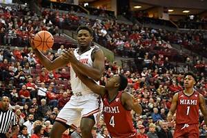 Ohio State wins final nonconference game against Miami 72-59