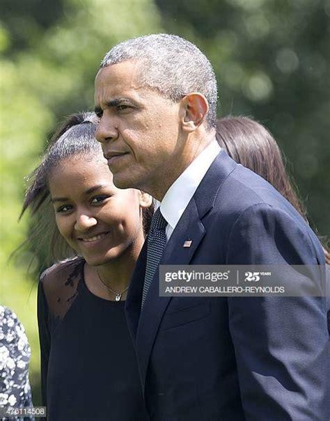 Sasha Obama Photos and Premium High Res Pictures - Getty ...