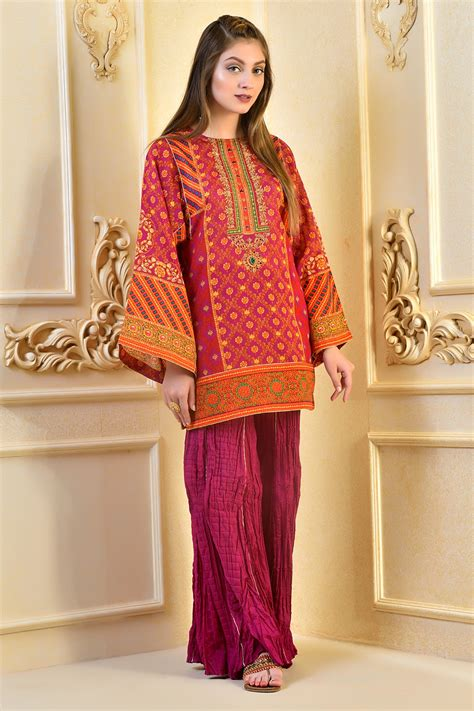 Kayseria Beautiful Fancy Eid Dresses Collection 2017-2018 Pret u0026 Printed