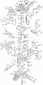 Ajuste De Motor  Despiece Carburador Nikki 2 Gargantas