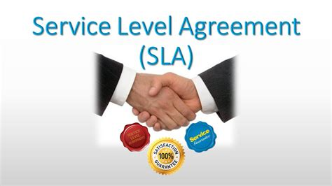 penyusunan service level agreement sla youtube