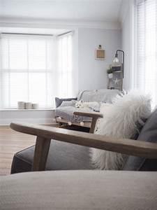 Scandinavian, Living, Room