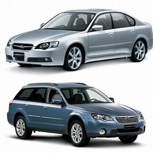 Subaru Legacy Repair Manual 2003-2009