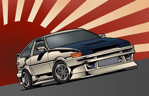 toyota ae wallpapers wallpaper cave