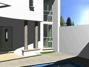 Dise U00f1os De Casa Moderna 3d  Incluye Planos De Casas  Design House  Virtual Tour And Home