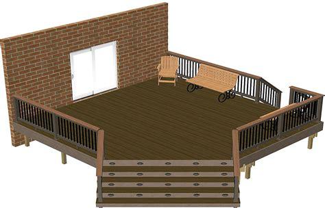 deck plans com get free do it yourself deck plans