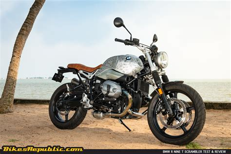 Bmw Nine T Review by Bmw R Nine T Scrambler Test Review Appeal
