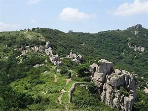 Geumjeong Mountain In Busan  South Korea
