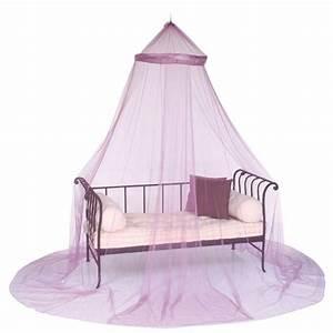 Moustiquaire Ciel De Lit : ciel de lit moustiquaire parme ciel de lit eminza ~ Dallasstarsshop.com Idées de Décoration
