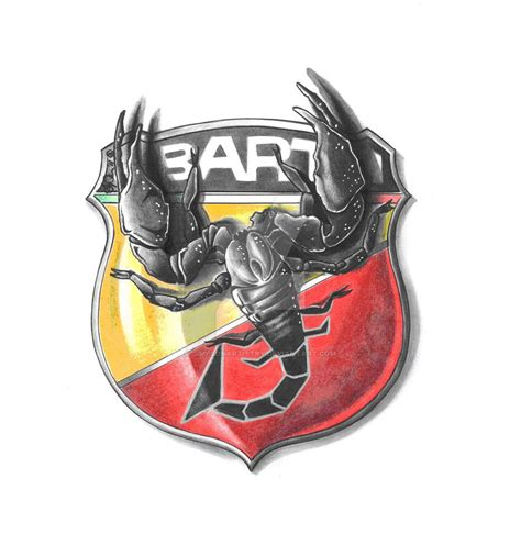 abarth  simpsonartistry  deviantart