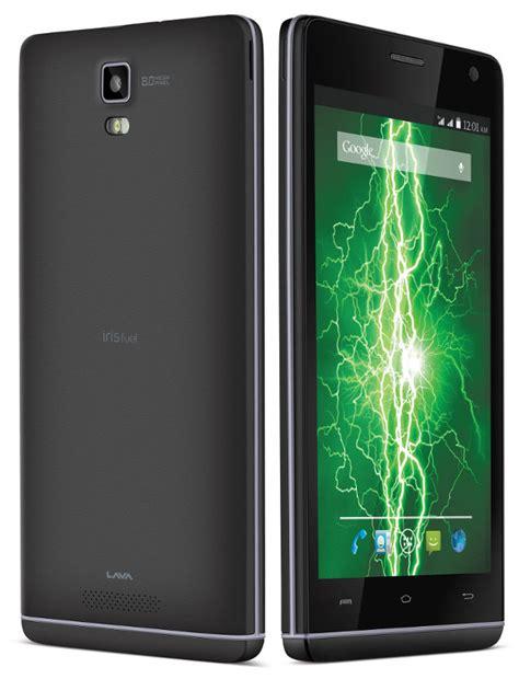 lava iris fuel 50 with 5 inch display 3000mah battery