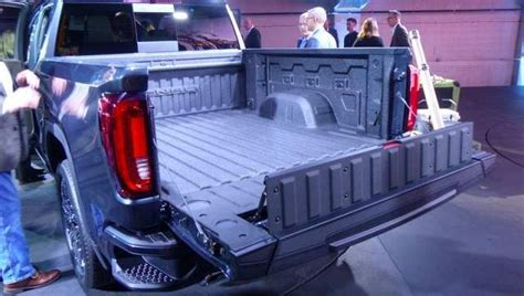 Dodge Truck Tailgate 2020 by 2020 Gmc 1500 Tailgate Concept Pins