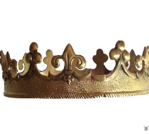 couronne en bronze