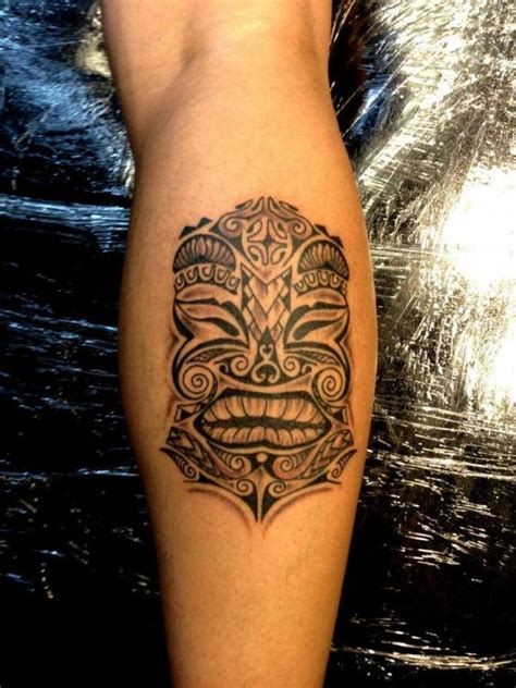 tiki tattoo images designs