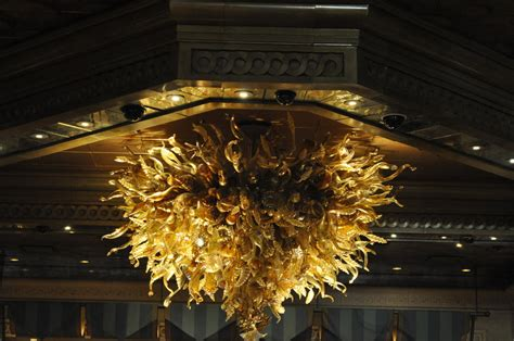 blown glass chandelier by rumplemintz on deviantart