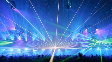 laser, Show, Concert, Lights, Color, Abstraction ...