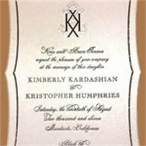 wedding of kim kardashian vs average us bride an With average cost of 150 wedding invitations