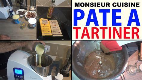 cuisine lidl pate à tartiner maison recette type nutella avec le