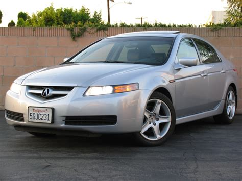 Used 2007 Acura Tl by 2007 Acura Tl Pictures Cargurus
