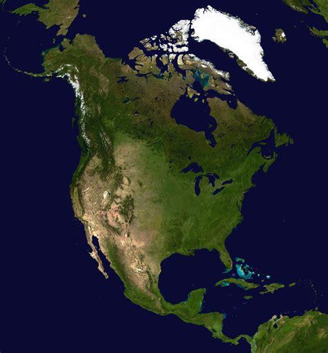 elis blog  satellite maps  north america