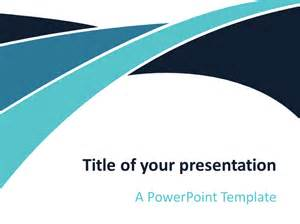 abstract wavy ppt slide ppt backgrounds abstract blue blue wave powerpoint template presentationgo