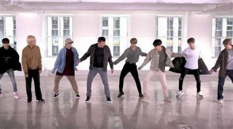bts slay jimmy fallons fortnite dance challenge
