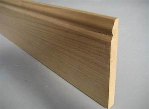 Plinthes En Bois : plinthe moulur e placage ch ne 16 x 150 mm ~ Nature-et-papiers.com Idées de Décoration