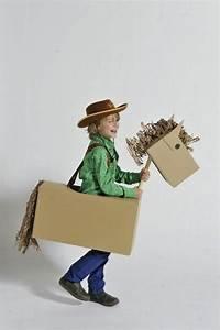 Kinder Spielen Zirkus : faschingskost me f r kinder selbergemacht cowboy mit pferd ~ Lizthompson.info Haus und Dekorationen