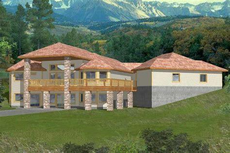 concrete blockicf ranch home   bedrooms  sq ft house plan