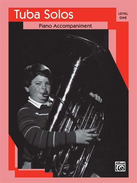 Tuba Solos: Piano Acc. Book
