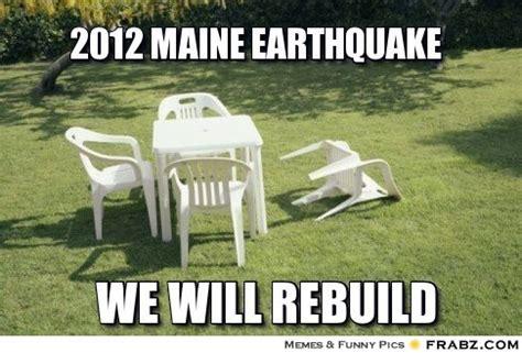 Melbourne Earthquake Meme - quake hits southern maine sun journal