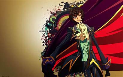 Geass Lelouch Code Anime Lamperouge Wallpapers Avatar