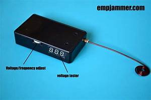 Hack Slot Machines With Emp Jammer With Voltage Tester