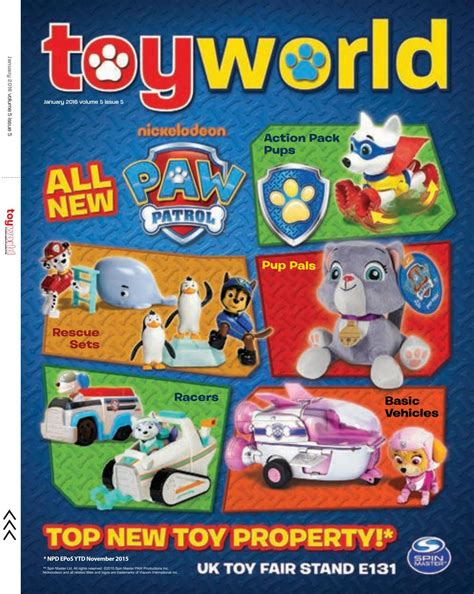 Toyworld jan 2016 by TOYWORLD MAGAZINE Issuu
