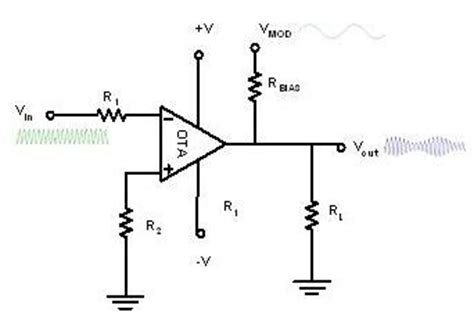 Circuits Used The Amplitude Modulation Keep Touch