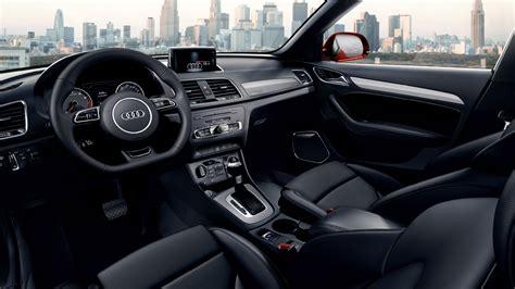 2018 Audi Q3 Interior Design  Audi Q3  Audi library