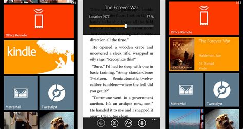 updates kindle for windows phone 8 to include fast