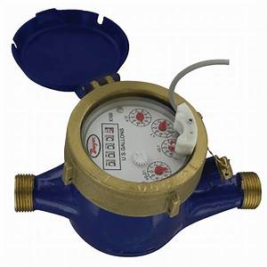 Water Meter W   Pulsed Output  Wmt2