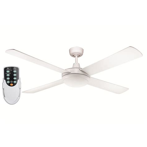 remote ceiling fan with led light rotor 52 inch led ceiling fan white with 24w led light