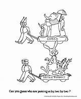 Coloring Parade Float Rabbit Peter Drawing Floats Sheets Cartoon Macy Babar Sheet Getdrawings Clip Popular Library Clipart Honkingdonkey sketch template