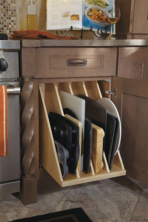 tray divider pull  omega cabinetry
