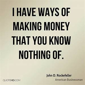 250 Making Money Quotes by QuoteSurf
