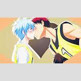 Kuroko No Basket Kiss | 1280 x 720 jpeg 53kB