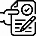 Receipt Icons Smartline Designed Flaticon Font