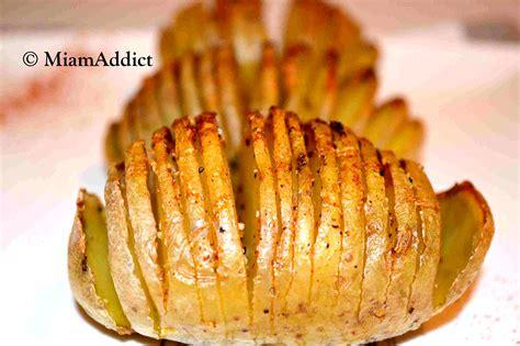 pomme de terre en chambre pommes de terre à la suédoise miamaddict