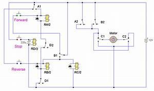 Forward Reverse Stop Wiring Diagram